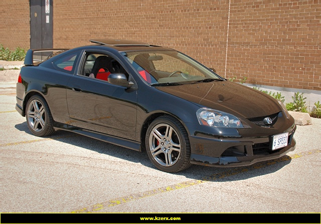 2006 Acura Rsx Type S >> 2006 Acura Rsx Type S A Spec
